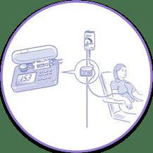 sistema administración nutrición enteral